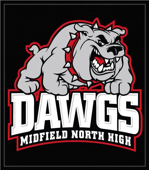 Bulldogs Mascot Spirit T-shirts