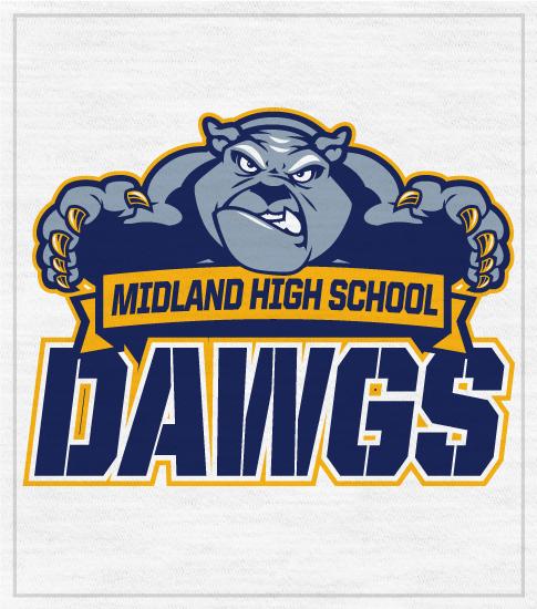 Bulldogs Spirit T-shirt Banner