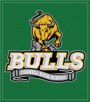 Bulls Spirit T-shirts Mascot