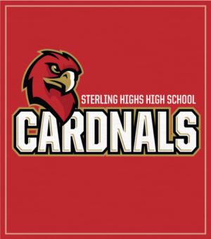 Cardinals School Spirit T-shirts