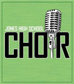Choir and Chorus T-shirt Microphone