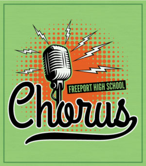 Chorus Microphone T-shirt