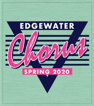 Chorus Retro 80s T-shirt