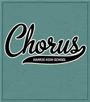 School Choir Script T-shirt
