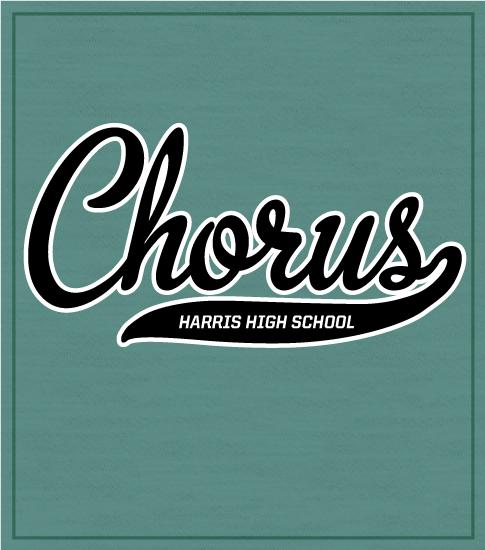 School Choir Script T-shirt