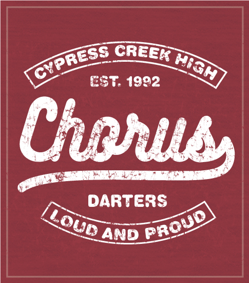 Crimson School Chorus T-shirt