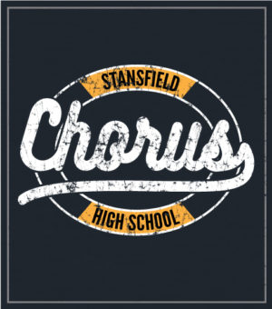 Chorus School T-shirt Ellipse