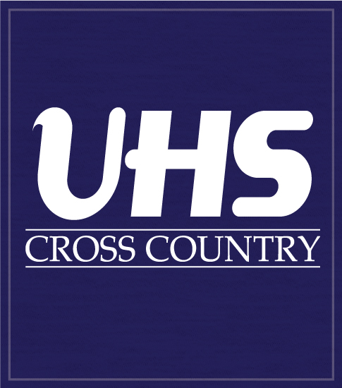 Cross Country T-shirt Blue