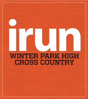 Cross Country T-shirt iRun