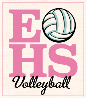 Girls Volleyball T-shirt