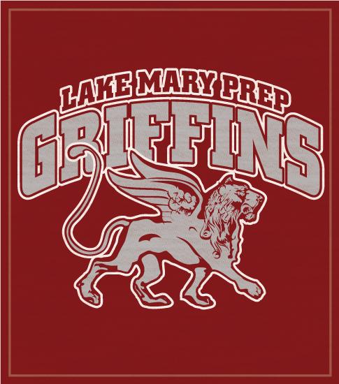 Griffins School Mascot Spirit T-shirt