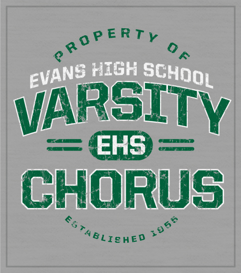 High School Chorus T-shirt