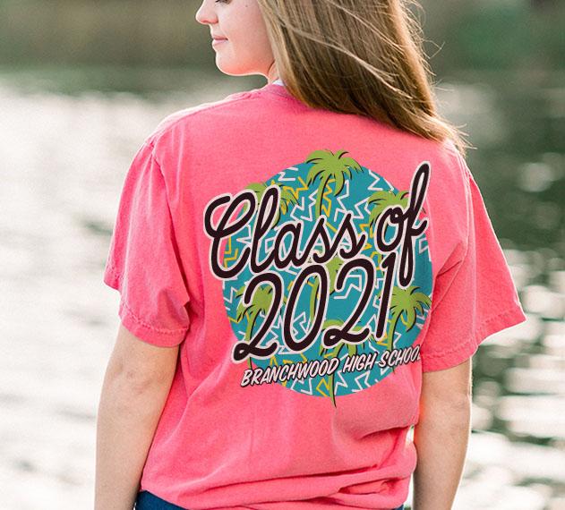 High School Class T-shirt