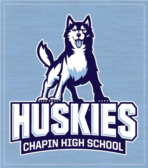 Huskies Spirit T-shirts Chapin High
