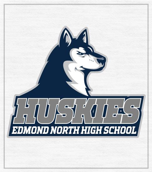 Huskies Spirit T-shirts Mascot
