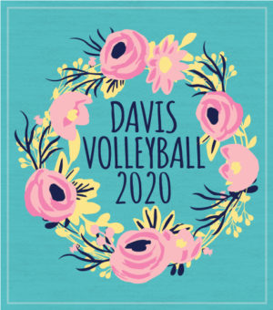 Ladies Volleyball T-shirt
