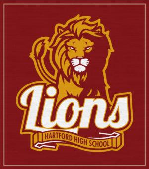 Lions School Spirit T-shirt