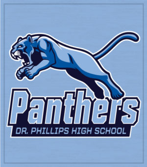 Panthers Spirit Shirts Dr. Phillips