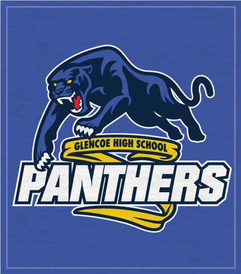 Panthers Mascot Spirit T-shirts