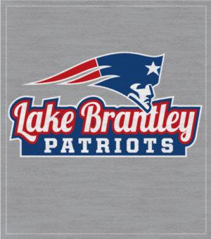 Patriots High School T-shirt Mascot