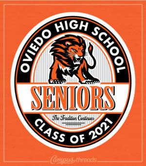 Senior Class Shirt Lions