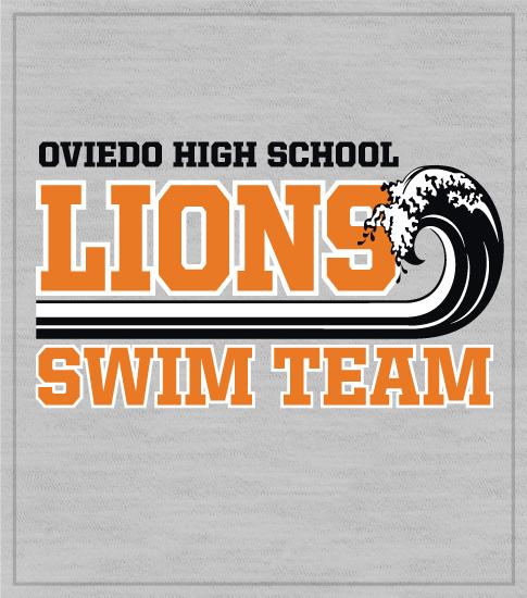 Swim Team Wave T-shirt