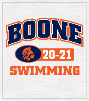 Swimming and Diving Team Shirts