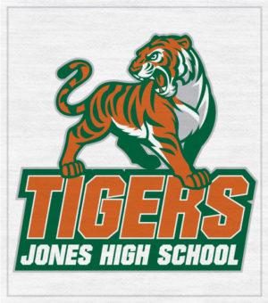 Tigers Spirit T-shirt Roar Tiger