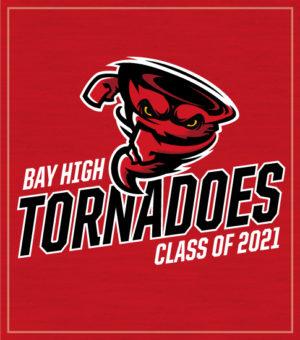 Tornadoes Spirit Shirts Class 2021