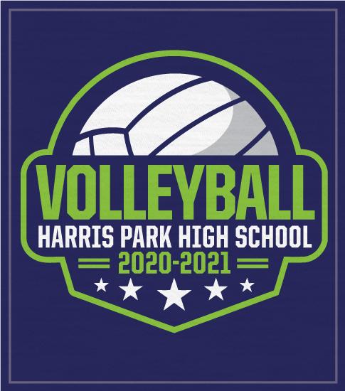 Volleyball T-shirt Design