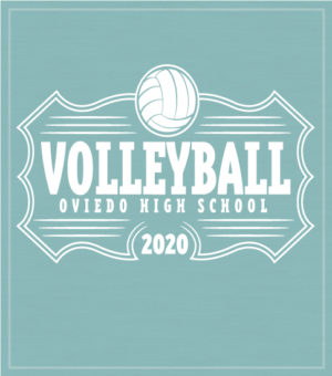 Team Volleyball T-shirt