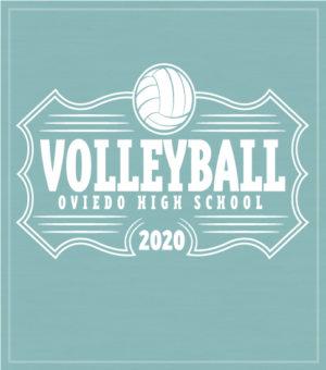 Team Volleyball T-shirt