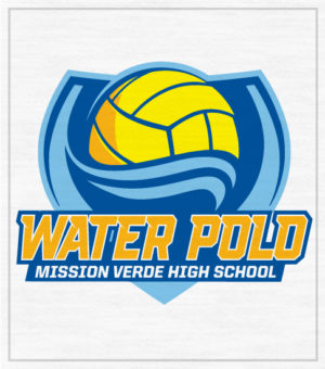 Water Polo T-shirt Logo Style