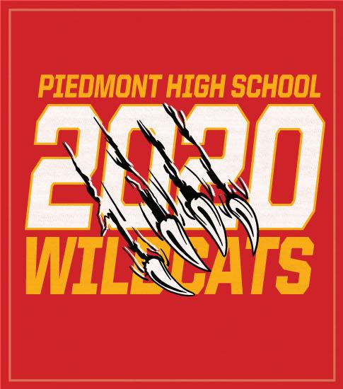 Wildcats Class of 2020 T-shirts