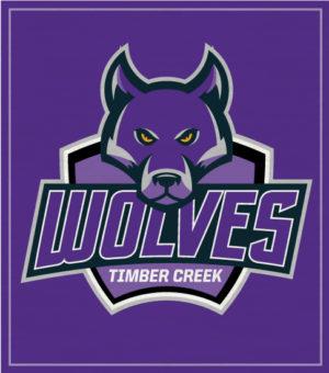 Wolves Spirit T-shirts Mascot