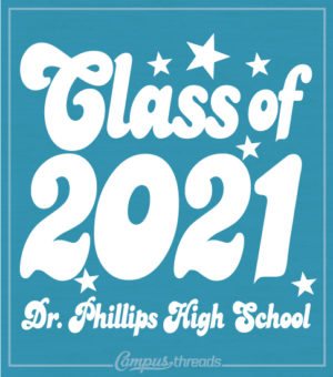 Class of 2021 Throwback T-shirt