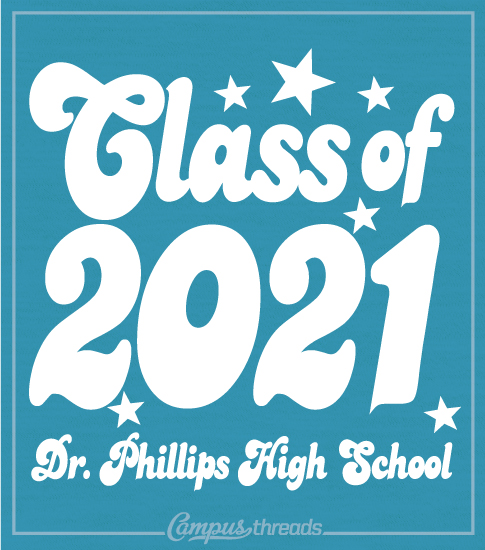 Class of 2021 Throwback T-shirt
