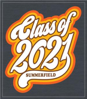 Class of 2021 Shirt Retro Seventies