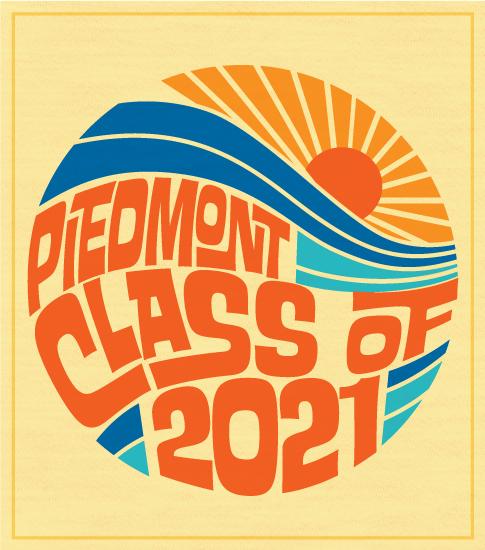 Class of 2021 Shirt Retro Surfer
