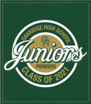 Juniors High School Class T-shirt