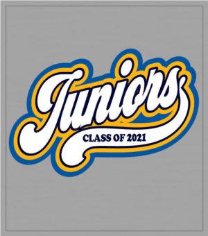 Junior Class of 2021 Shirt