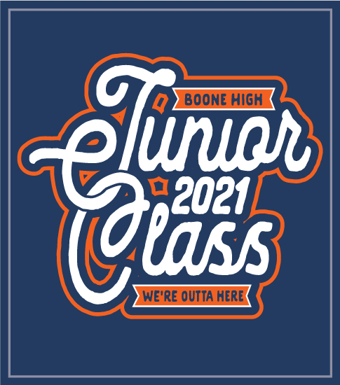 Junior Class Shirt Interlock