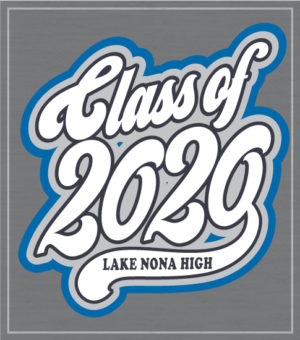 Retro Seventies Class of 2020 Shirts