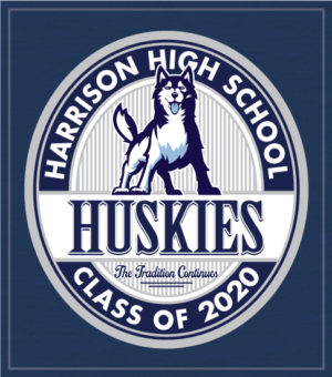 Senior Class T-shirt Huskie