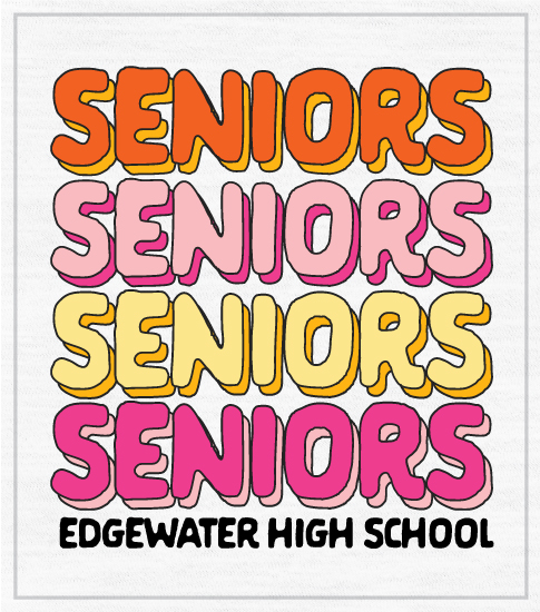 Senior Girls Fashion Class Shirt