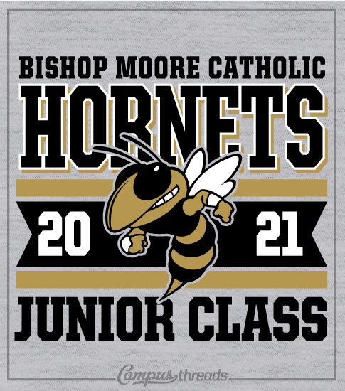 Class of 2021 Shirt Bishop Moore High School