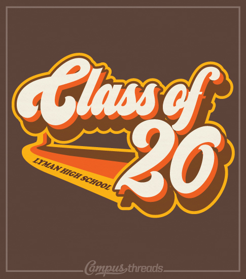 1398 Class of 2020 Throwback Shirt