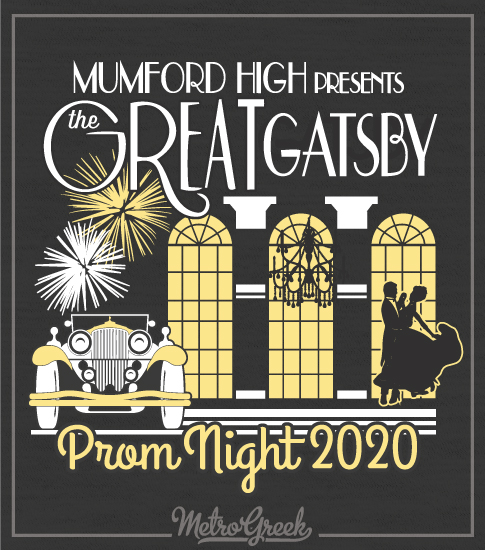 Great Gatsby Prom Shirt Twenties Theme