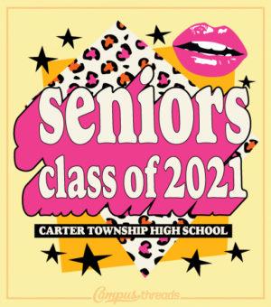 Senior Class Shirts Collage