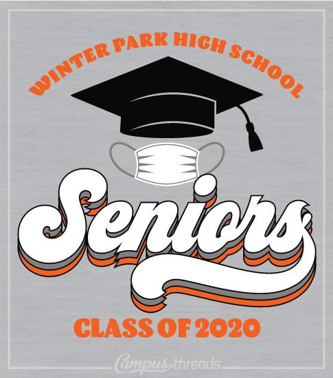 Class of 2020 Graduation Shirt
